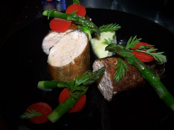 Herb Roasted Trout