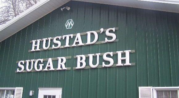 Hustad's